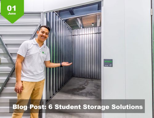 6 Student Storage Solutions