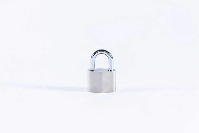 alloy-padlock