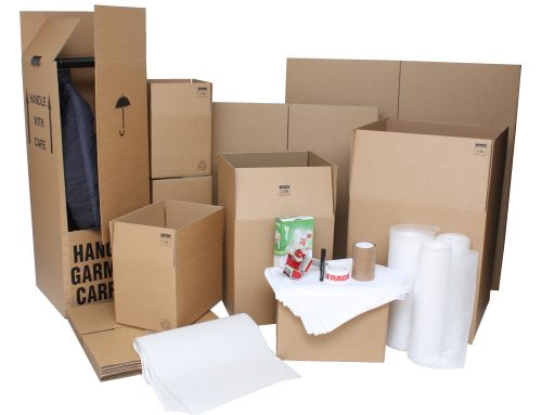 Guide to Self Storage Packing Supplies